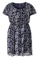 Lovedrobe Chiffon Floral Print Dress